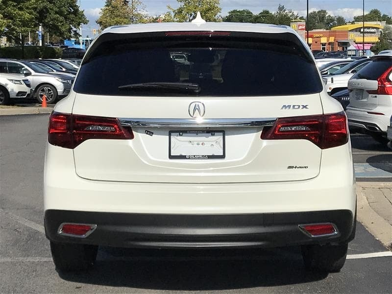 2015 Acura MDX Navigation at in Markham, Ontario - 5 - w1024h768px