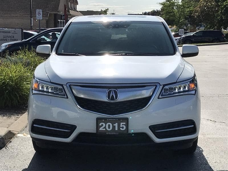 2015 Acura MDX Navigation at in Markham, Ontario - 8 - w1024h768px