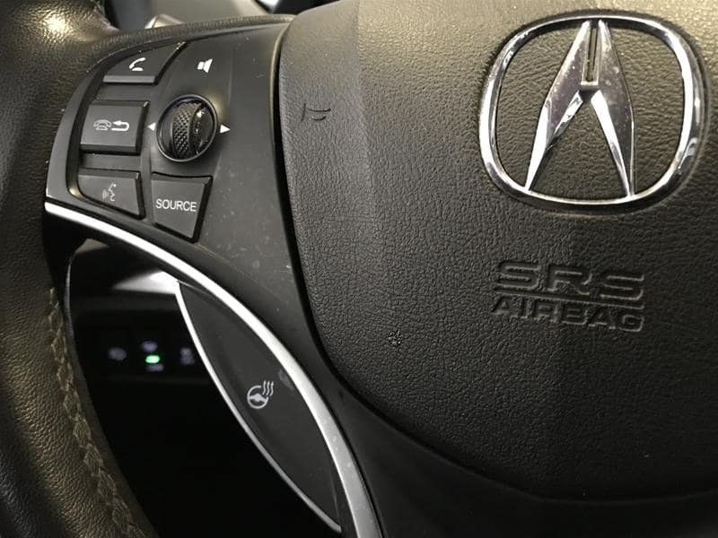 2015 Acura MDX Navigation at in Markham, Ontario - 15 - w1024h768px