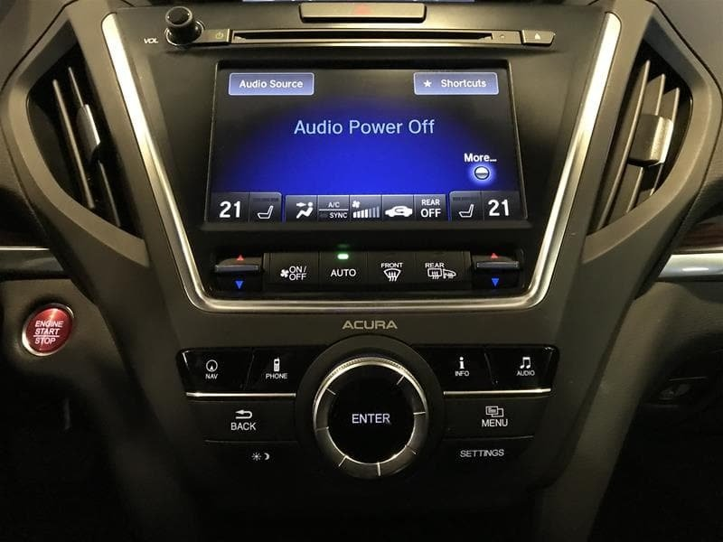 2015 Acura MDX Navigation at in Markham, Ontario - 19 - w1024h768px