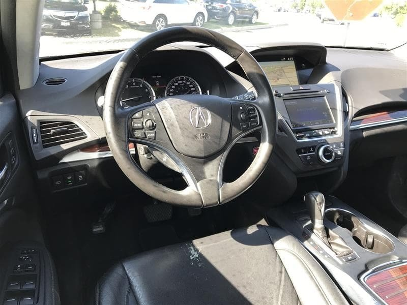 2015 Acura MDX Navigation at in Markham, Ontario - 9 - w1024h768px
