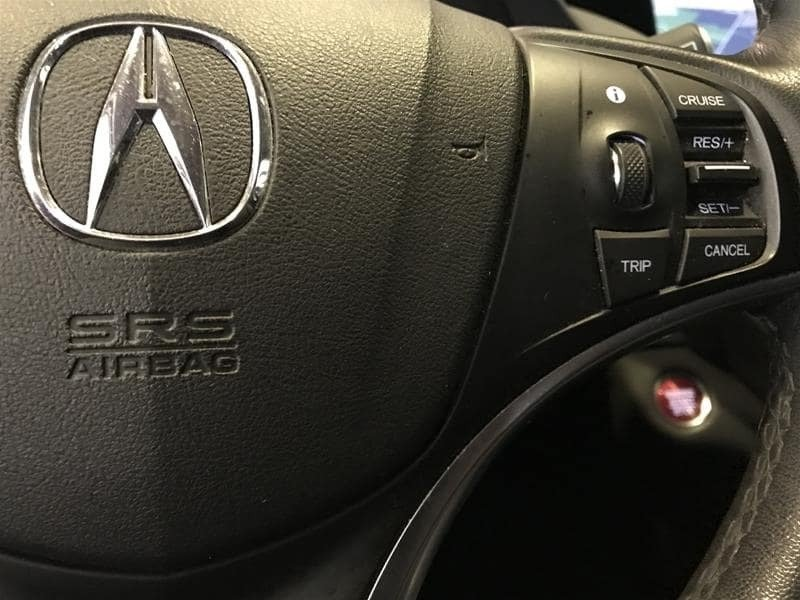 2015 Acura MDX Navigation at in Markham, Ontario - 16 - w1024h768px