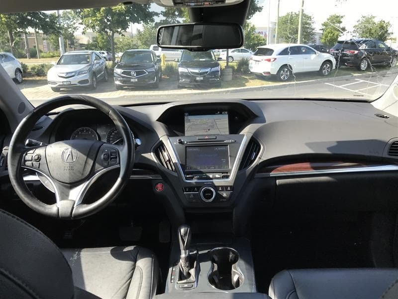 2015 Acura MDX Navigation at in Markham, Ontario - 13 - w1024h768px