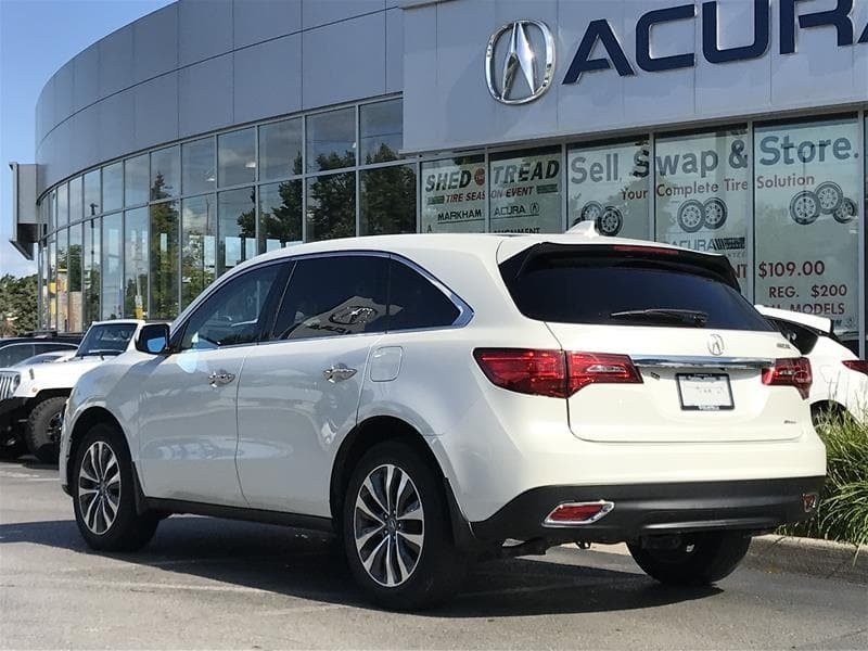 2015 Acura MDX Navigation at in Markham, Ontario - 4 - w1024h768px