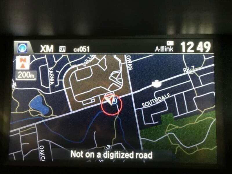 2016 Acura MDX Navi in Markham, Ontario - 17 - w1024h768px