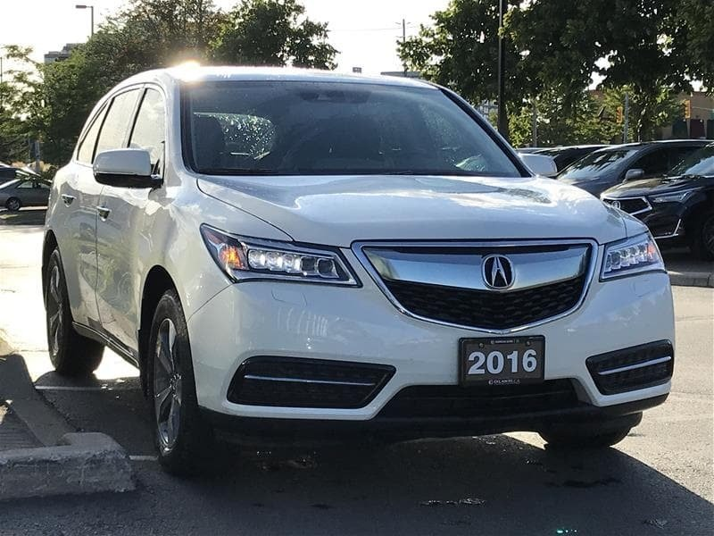 2016 Acura MDX At in Markham, Ontario - 7 - w1024h768px