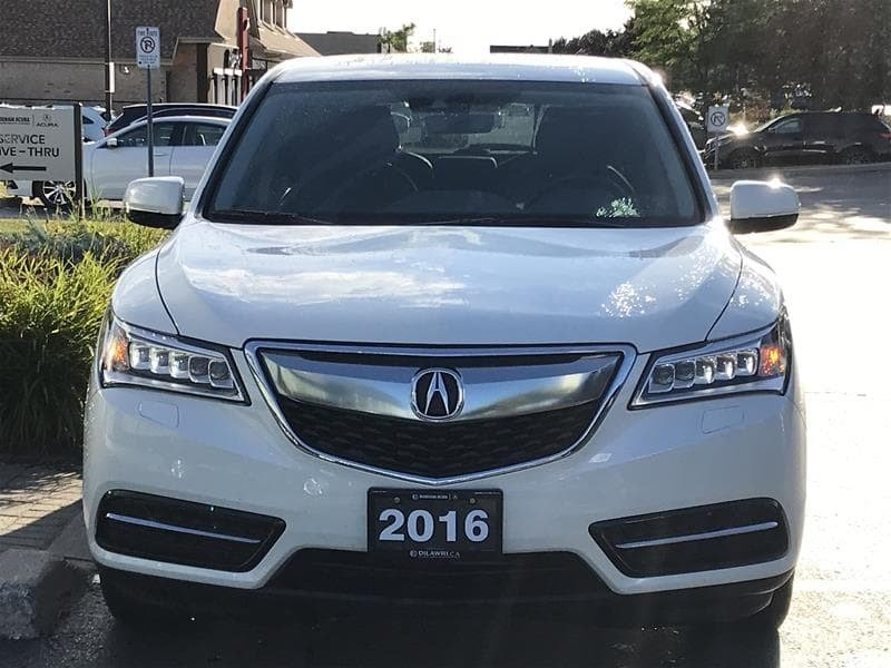 2016 Acura MDX At in Markham, Ontario - 8 - w1024h768px