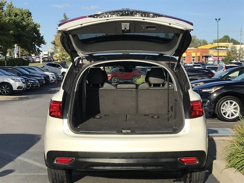 2016 Acura MDX At in Markham, Ontario - 6 - w1024h768px