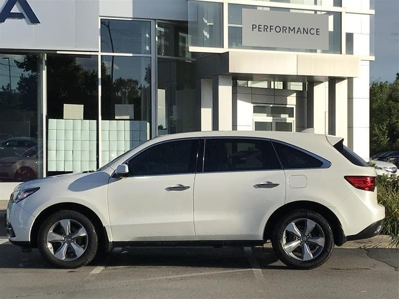 2016 Acura MDX At in Markham, Ontario - 3 - w1024h768px