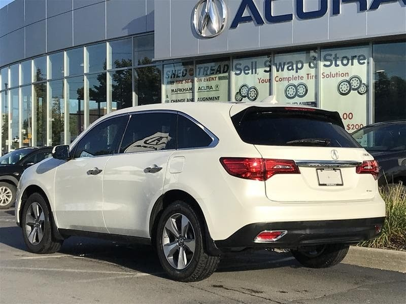 2016 Acura MDX At in Markham, Ontario - 4 - w1024h768px