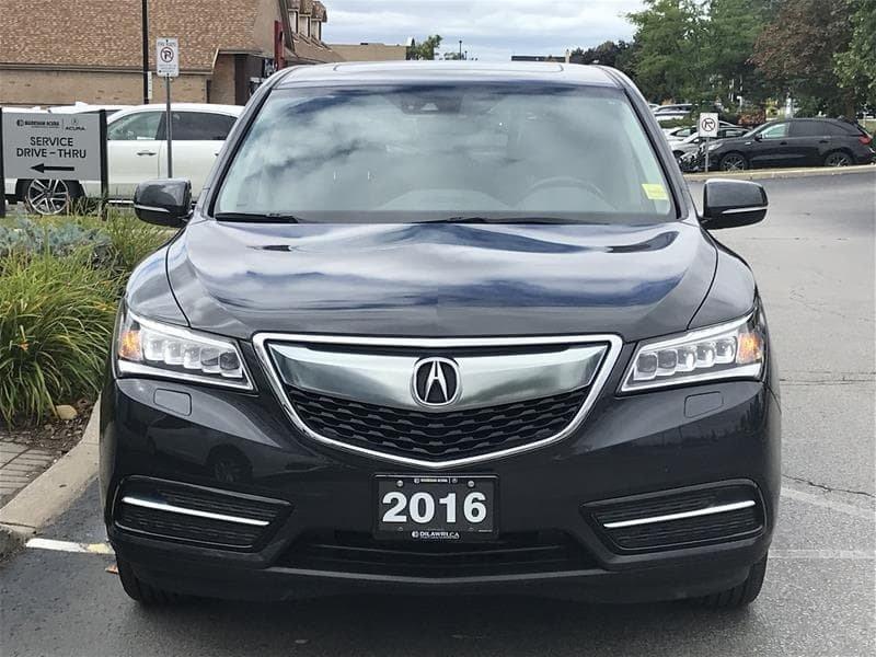 2016 Acura MDX Navi in Markham, Ontario - 8 - w1024h768px