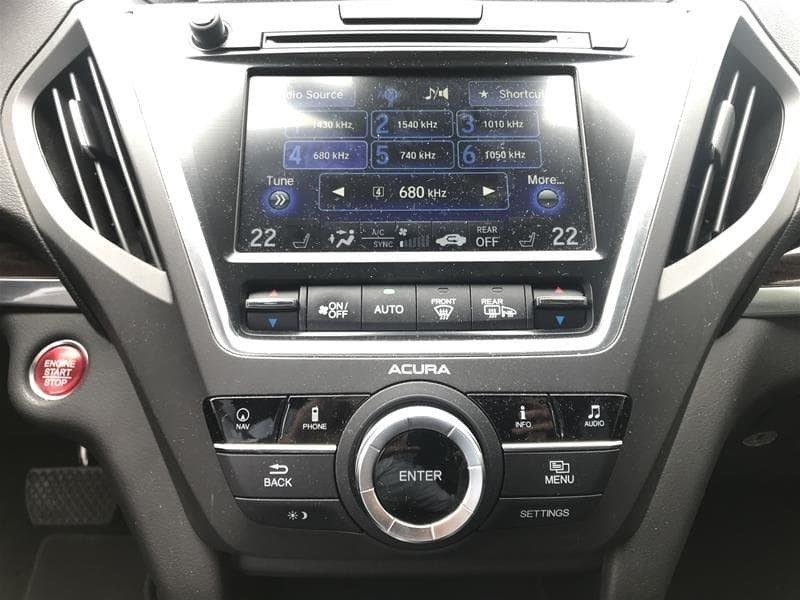 2016 Acura MDX Navi in Markham, Ontario - 19 - w1024h768px