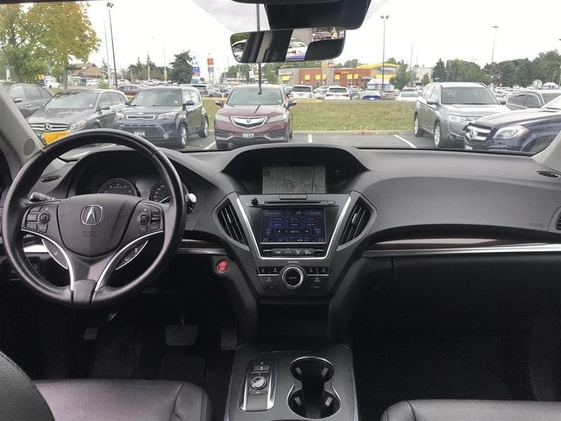2016 Acura MDX Navi in Markham, Ontario - 13 - w1024h768px