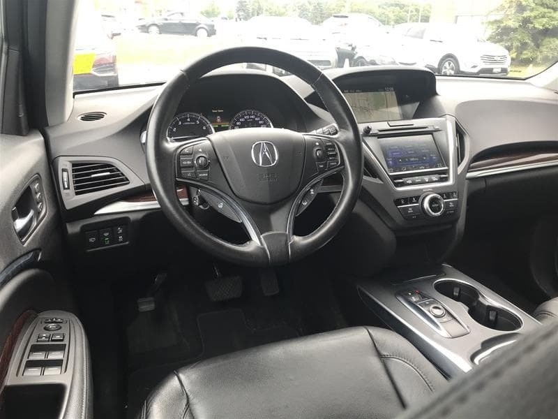 2016 Acura MDX Navi in Markham, Ontario - 9 - w1024h768px