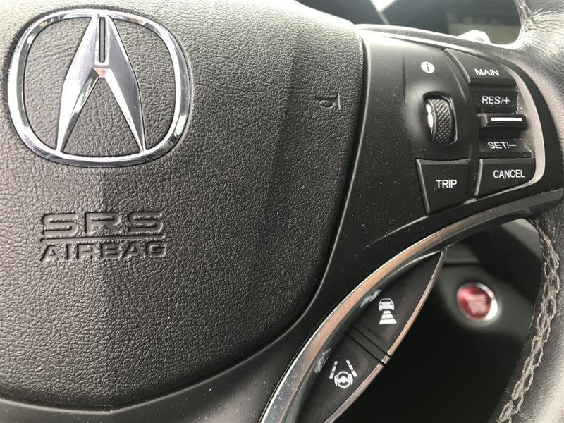 2016 Acura MDX Navi in Markham, Ontario - 16 - w1024h768px