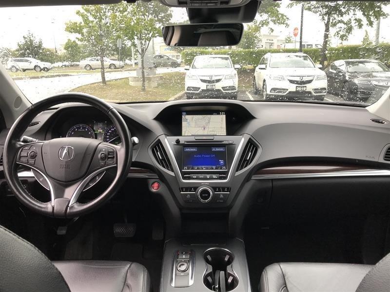 2016 Acura MDX Navi in Markham, Ontario - 15 - w1024h768px