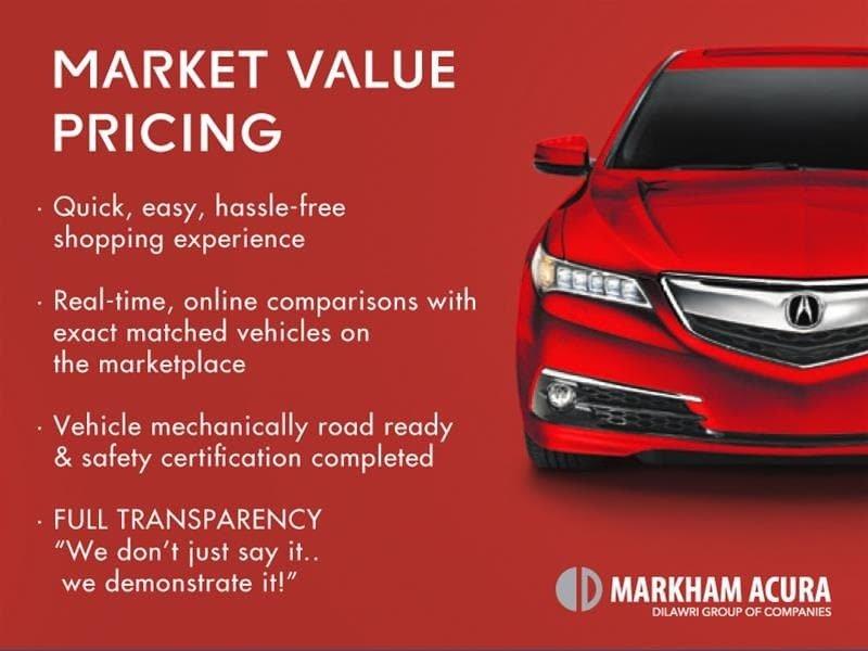 2016 Acura MDX Navi in Markham, Ontario - 2 - w1024h768px