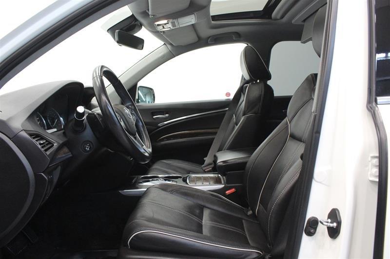 2017 Acura MDX Elite in Regina, Saskatchewan - 10 - w1024h768px