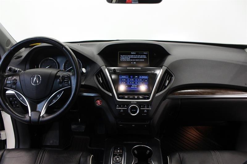 2017 Acura MDX Elite in Regina, Saskatchewan - 14 - w1024h768px
