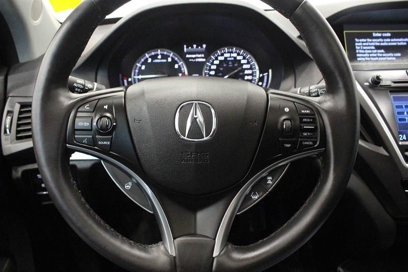 2017 Acura MDX Navi in Regina, Saskatchewan - 3 - w1024h768px