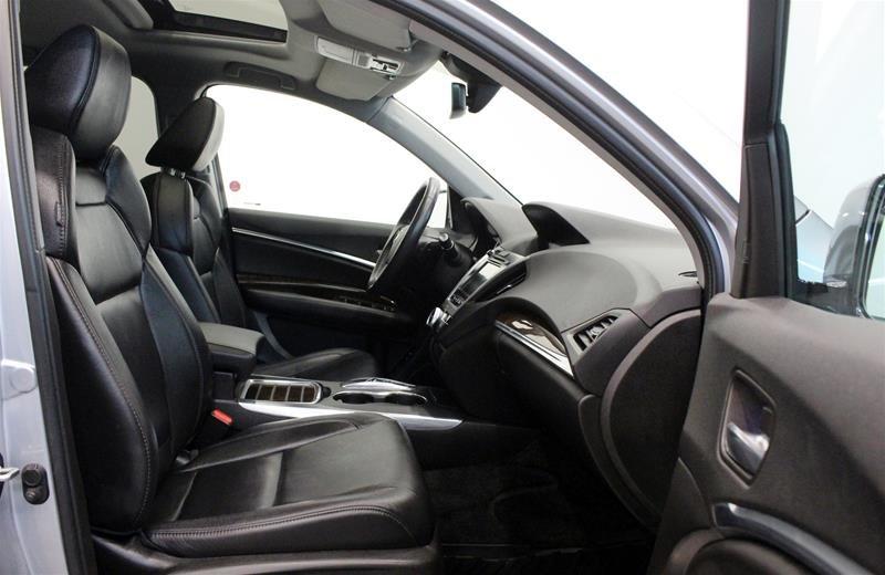 2017 Acura MDX Navi in Regina, Saskatchewan - 15 - w1024h768px