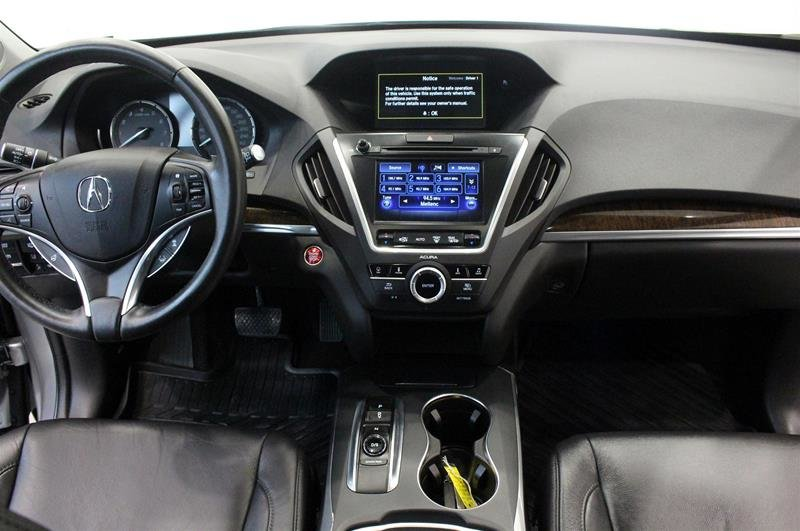 2017 Acura MDX Navi in Regina, Saskatchewan - 14 - w1024h768px
