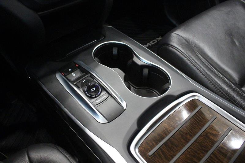 2017 Acura MDX Navi in Regina, Saskatchewan - 4 - w1024h768px