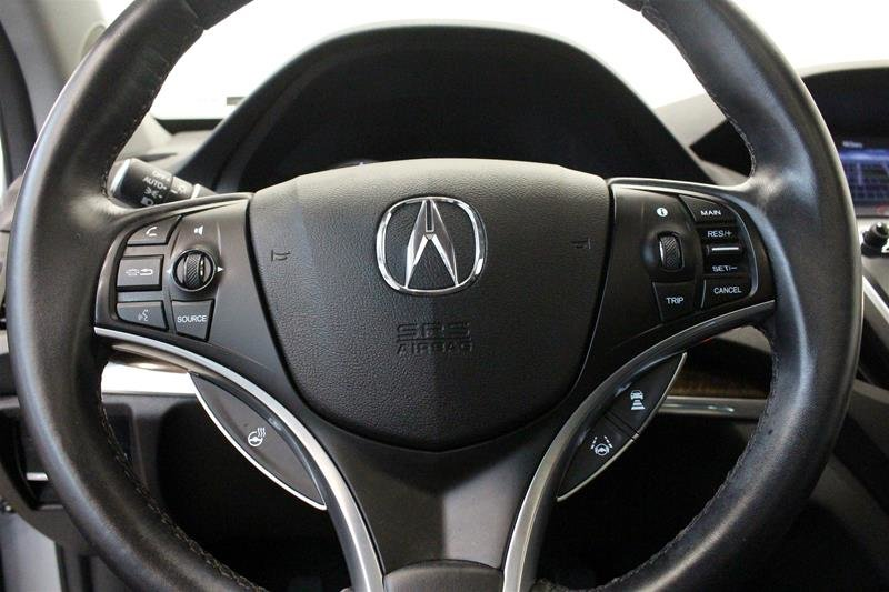 2017 Acura MDX Navi in Regina, Saskatchewan - 6 - w1024h768px