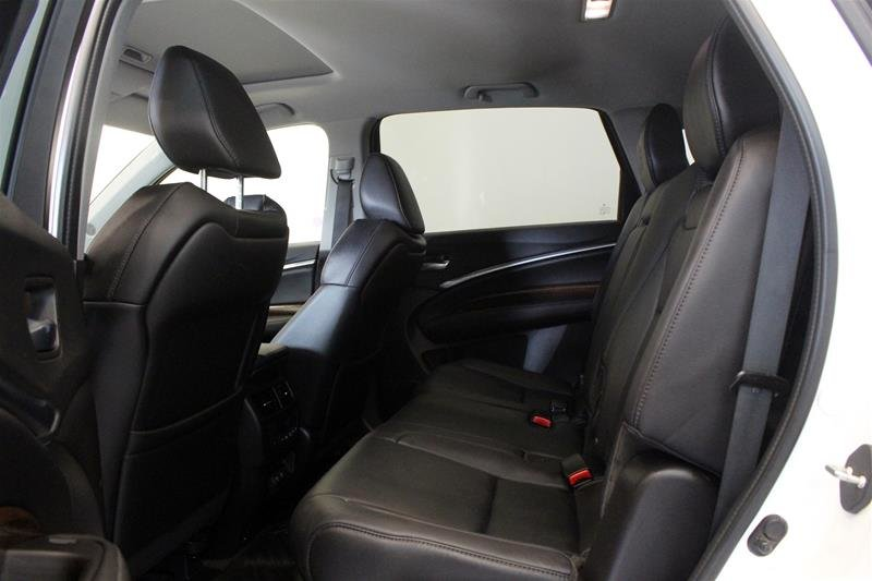 2017 Acura MDX Navi in Regina, Saskatchewan - 12 - w1024h768px