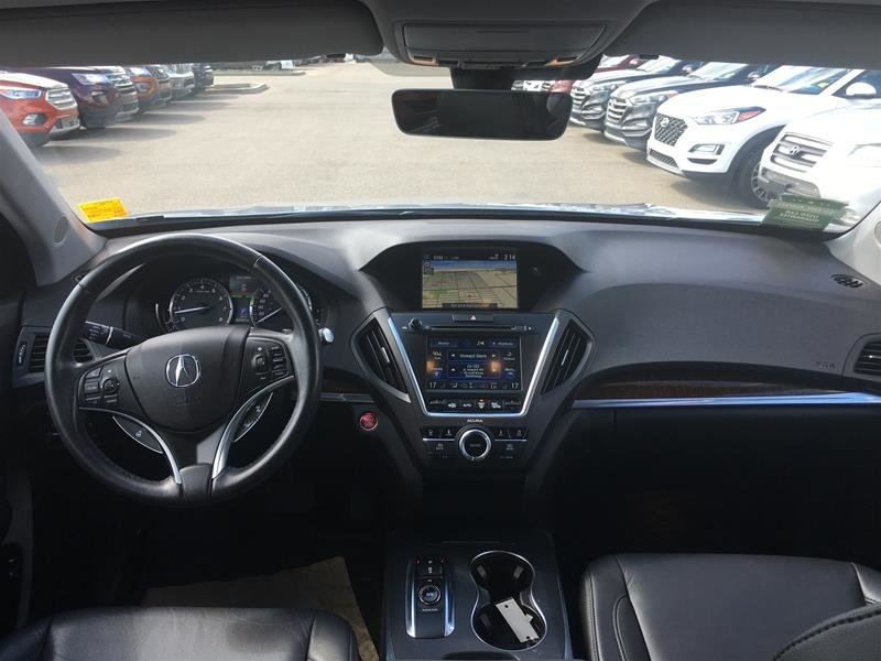 2017 Acura MDX Navi in Regina, Saskatchewan - 9 - w1024h768px