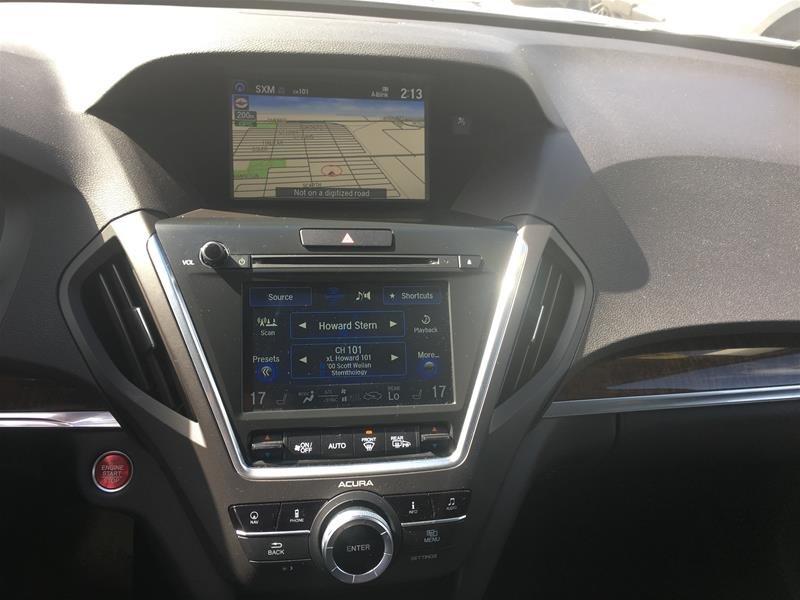 2017 Acura MDX Navi in Regina, Saskatchewan - 5 - w1024h768px