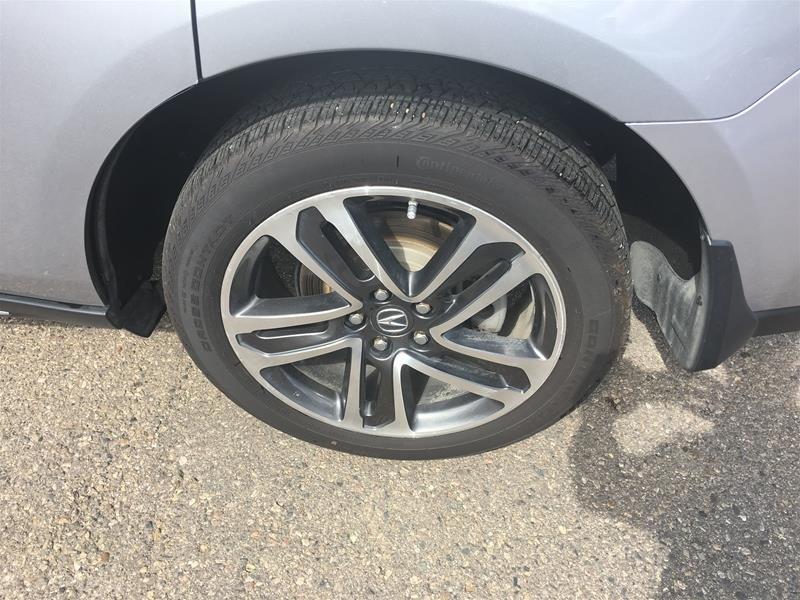 2017 Acura MDX Navi in Regina, Saskatchewan - 7 - w1024h768px