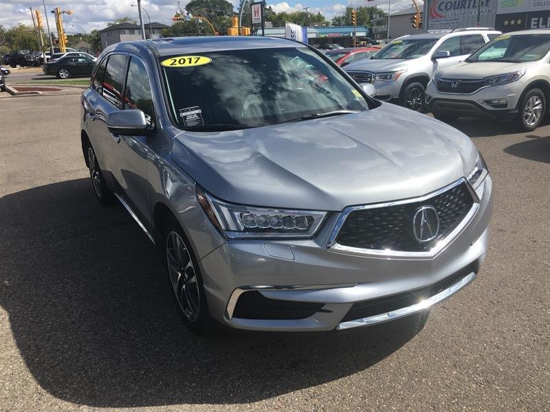 2017 Acura MDX Navi in Regina, Saskatchewan - 1 - w1024h768px