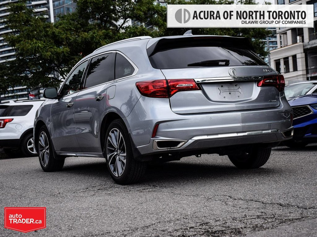 2017 Acura MDX Elite in Thornhill, Ontario - 3 - w1024h768px