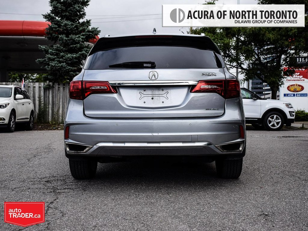 2017 Acura MDX Elite in Thornhill, Ontario - 4 - w1024h768px