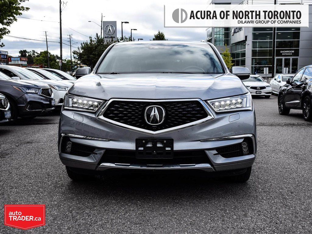 2017 Acura MDX Elite in Thornhill, Ontario - 5 - w1024h768px