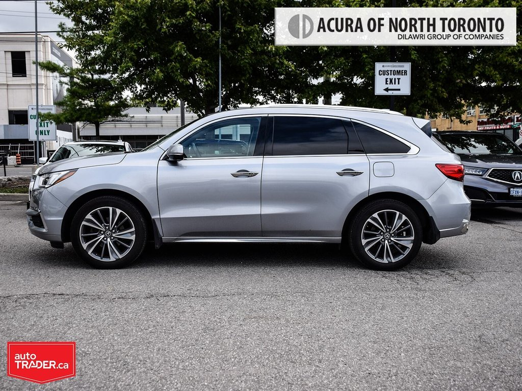 2017 Acura MDX Elite in Thornhill, Ontario - 2 - w1024h768px