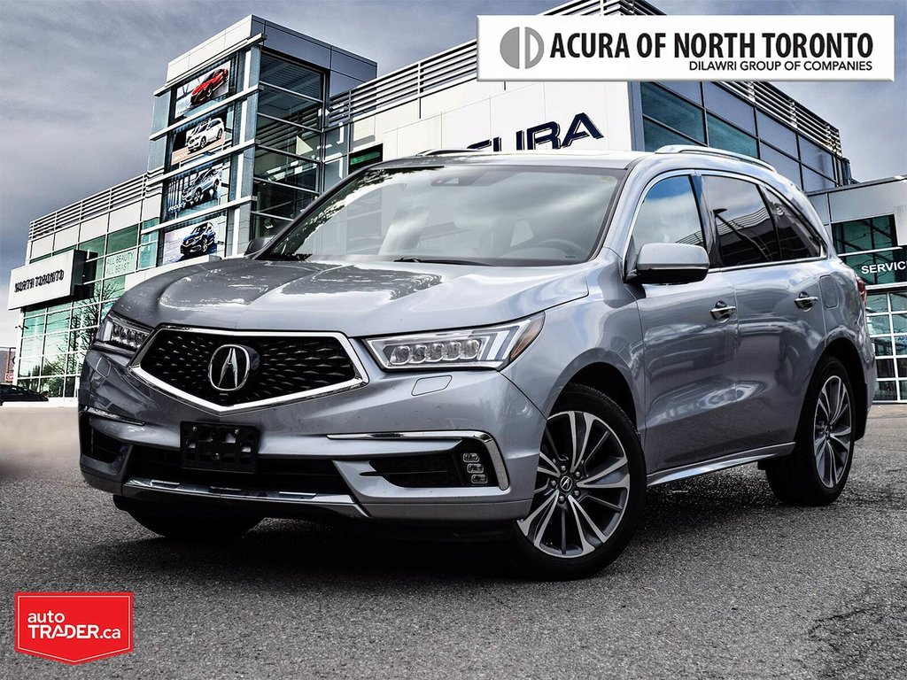 2017 Acura MDX Elite in Thornhill, Ontario - 1 - w1024h768px