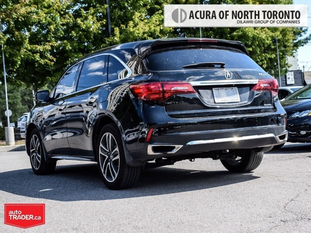 2017 Acura MDX Navi in Thornhill, Ontario - 3 - w1024h768px