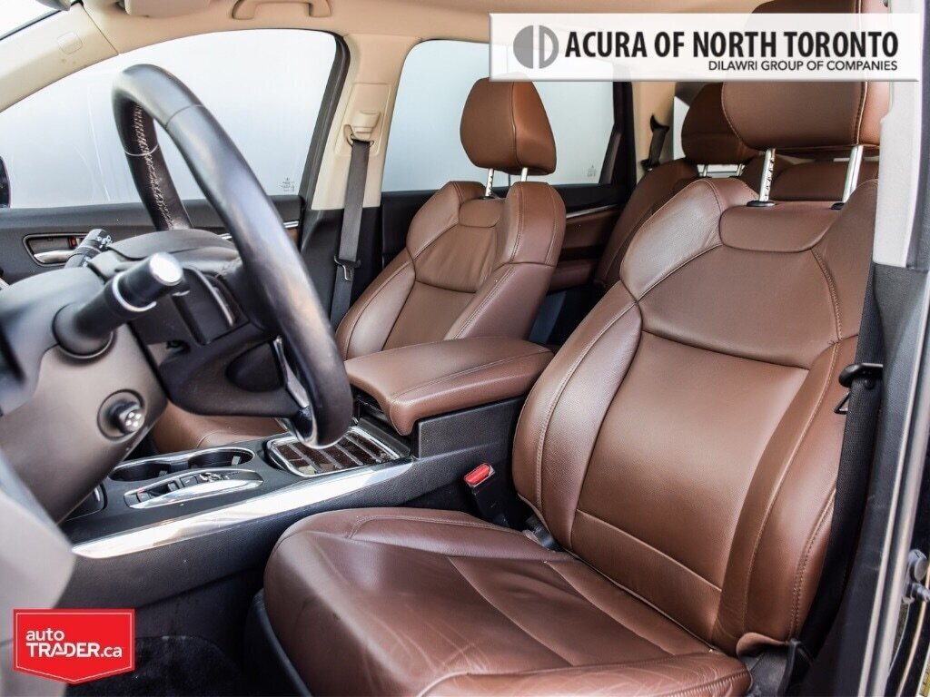 2017 Acura MDX Navi in Thornhill, Ontario - 9 - w1024h768px