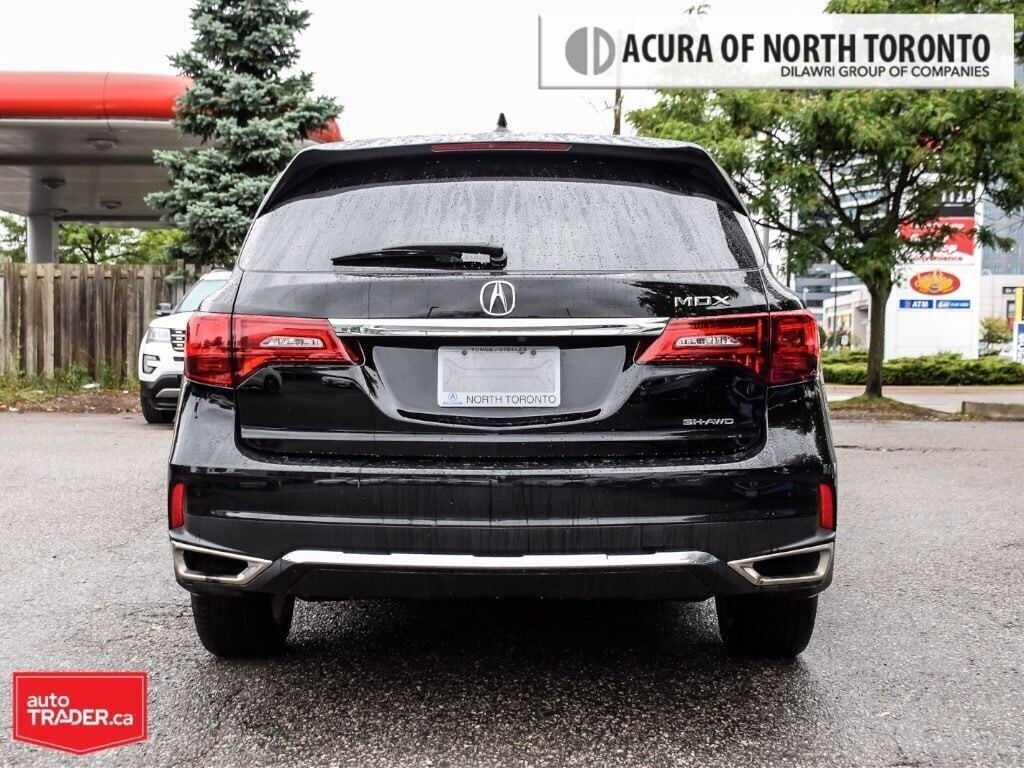 2018 Acura MDX Navi in Thornhill, Ontario - 3 - w1024h768px