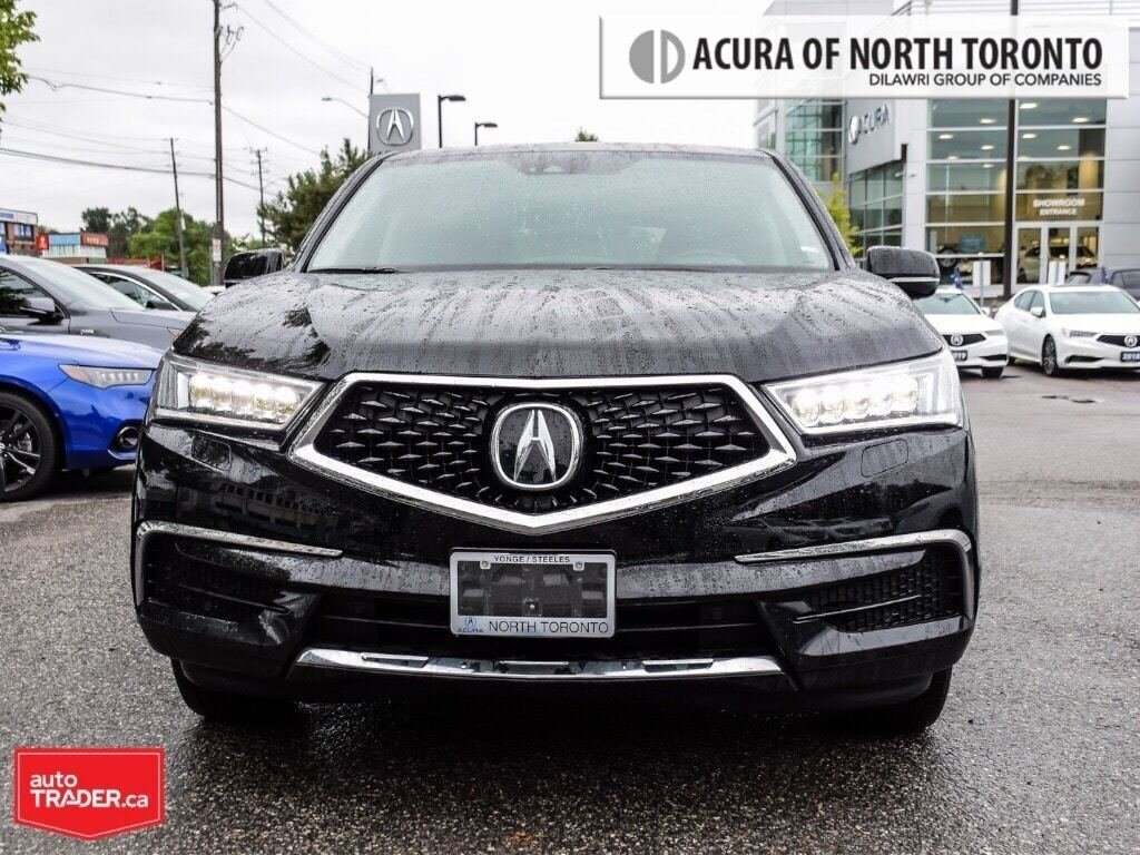 2018 Acura MDX Navi in Thornhill, Ontario - 4 - w1024h768px