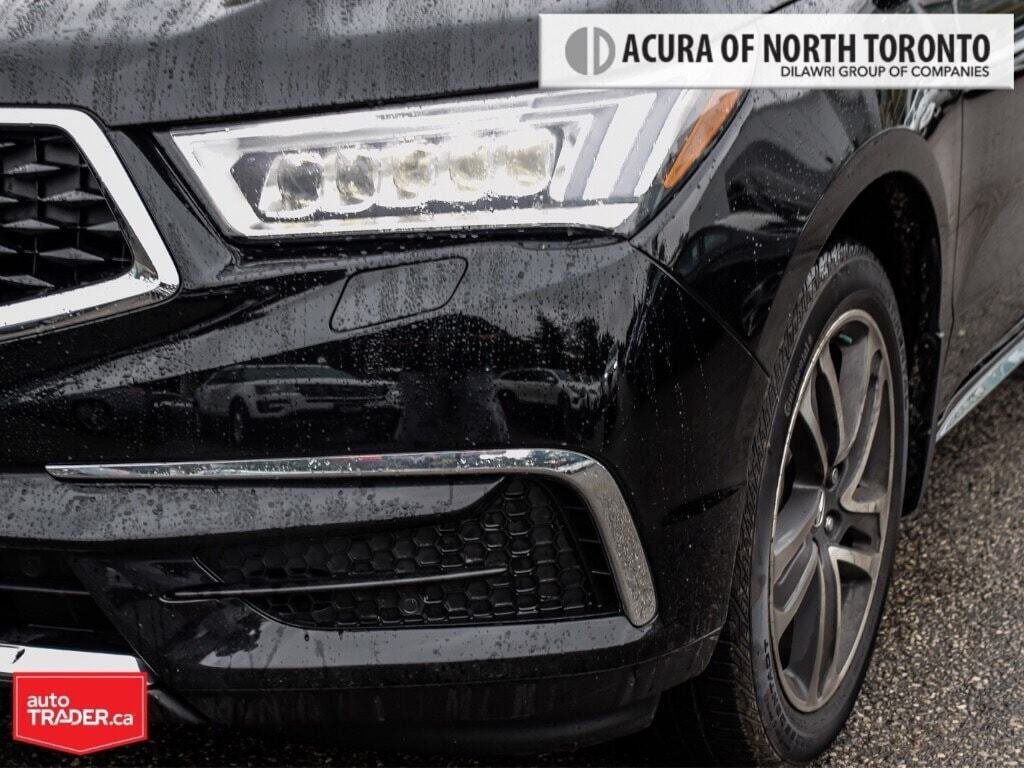 2018 Acura MDX Navi in Thornhill, Ontario - 5 - w1024h768px