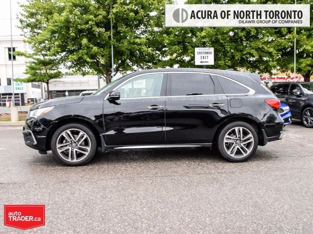 2018 Acura MDX Navi in Thornhill, Ontario - 2 - w1024h768px