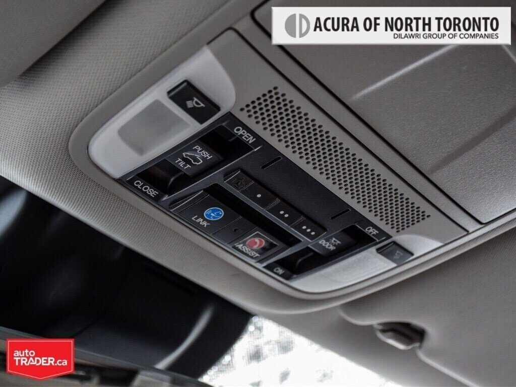 2018 Acura MDX Navi in Thornhill, Ontario - 24 - w1024h768px