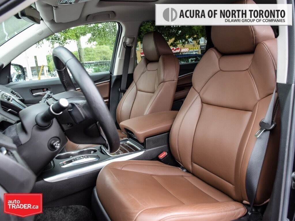 2018 Acura MDX Navi in Thornhill, Ontario - 8 - w1024h768px