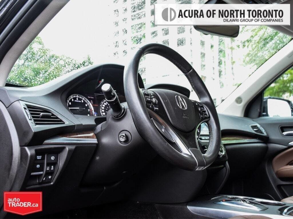 2018 Acura MDX Navi in Thornhill, Ontario - 7 - w1024h768px