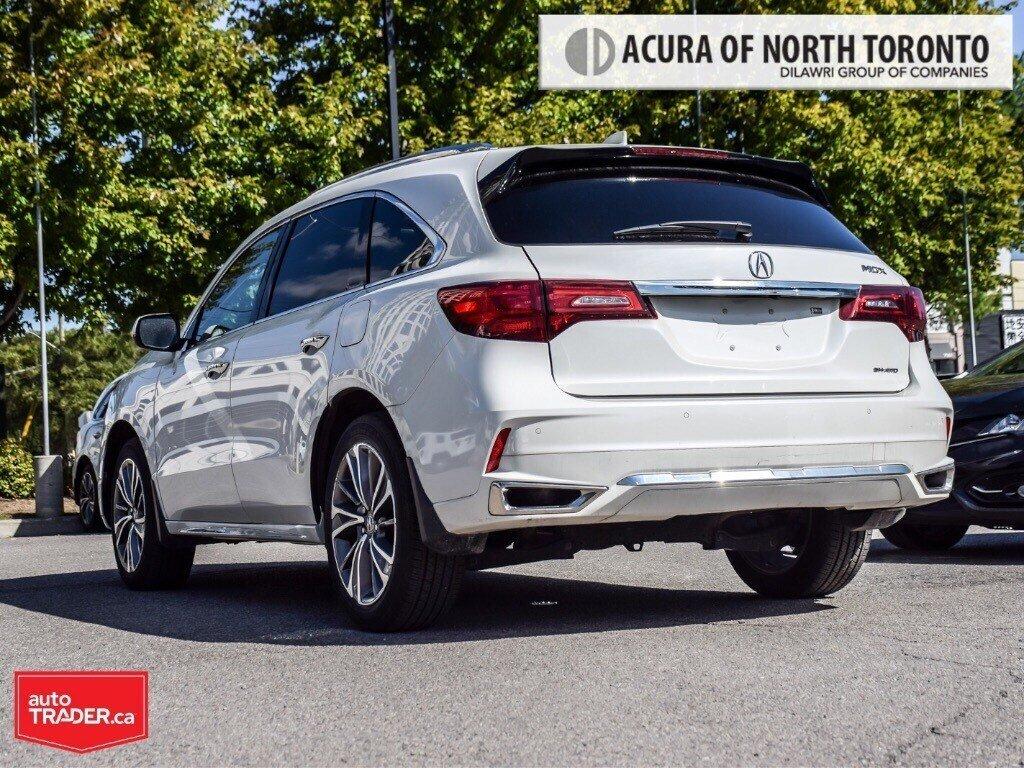 2018 Acura MDX Elite in Thornhill, Ontario - 2 - w1024h768px