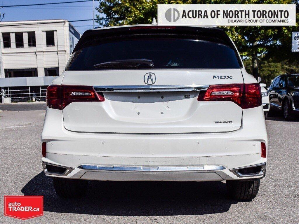 2018 Acura MDX Elite in Thornhill, Ontario - 3 - w1024h768px