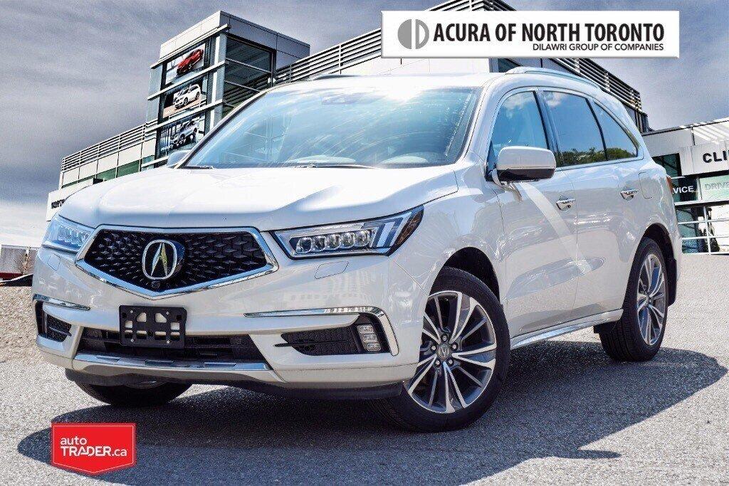 2018 Acura MDX Elite in Thornhill, Ontario - 1 - w1024h768px